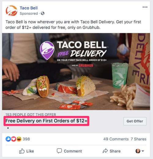 FB Ad TB