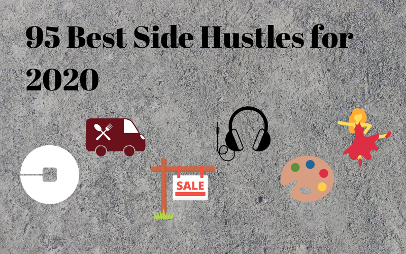 95 best side hustles