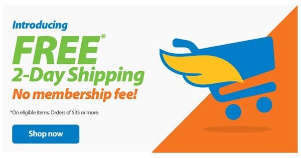 Free 2 Day Shipping Pic